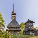 Stunning Gothic Wooden Church in Danylovo