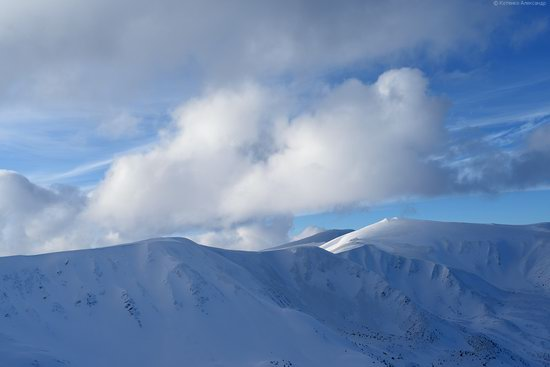Snowy winter, Mount Pip Ivan, the Carpathians, Ukraine, photo 14