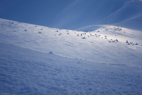 Snowy winter, Mount Pip Ivan, the Carpathians, Ukraine, photo 15