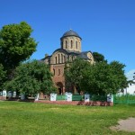 Church of St. Basil the Great in Ovruch