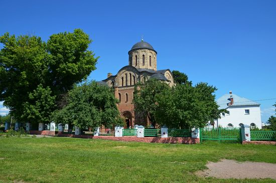 St. Basil Church, Ovruch, Zhytomyr region, Ukraine, photo 1