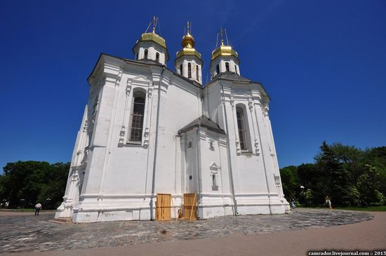 Sunny day in Chernihiv, Ukraine, photo 21