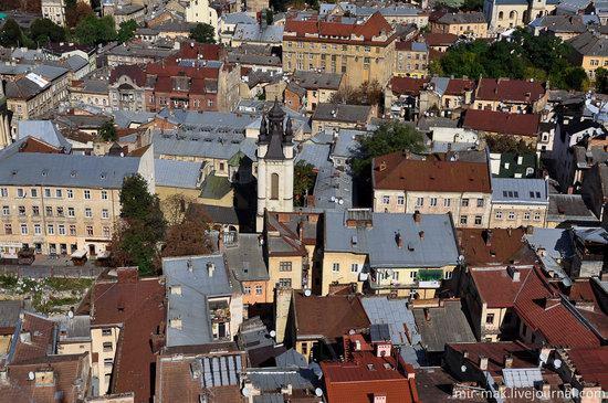 The roofs of Lviv, Ukraine, photo 11