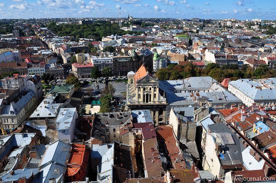 The roofs of Lviv, Ukraine, photo 15