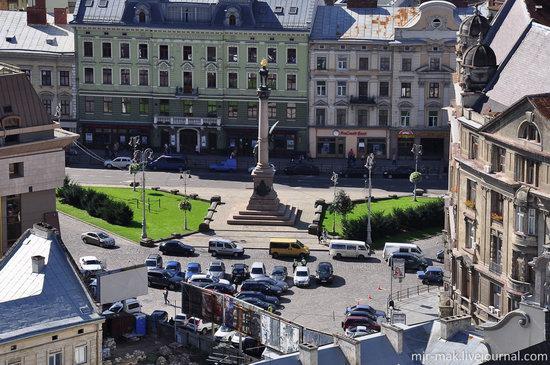 The roofs of Lviv, Ukraine, photo 17