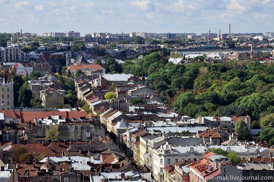 The roofs of Lviv, Ukraine, photo 19