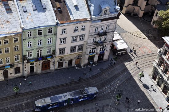 The roofs of Lviv, Ukraine, photo 22