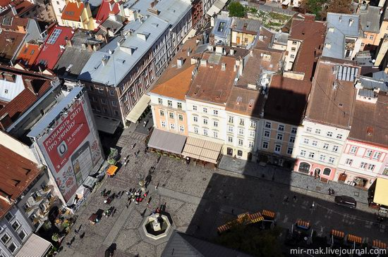 The roofs of Lviv, Ukraine, photo 24