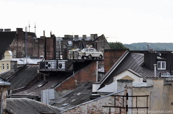 The roofs of Lviv, Ukraine, photo 26
