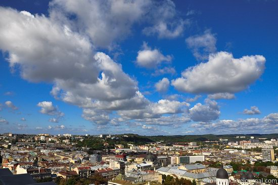 The roofs of Lviv, Ukraine, photo 5