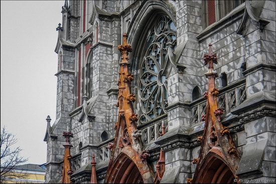 Gothic Cathedral of St. Nicholas, Kyiv, Ukraine, photo 11