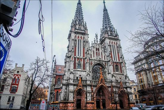 Gothic Cathedral of St. Nicholas, Kyiv, Ukraine, photo 13