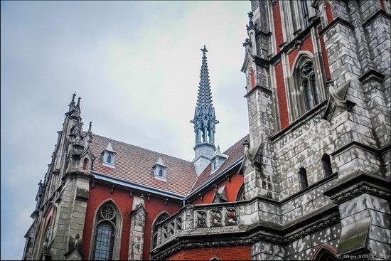 Gothic Cathedral of St. Nicholas, Kyiv, Ukraine, photo 4
