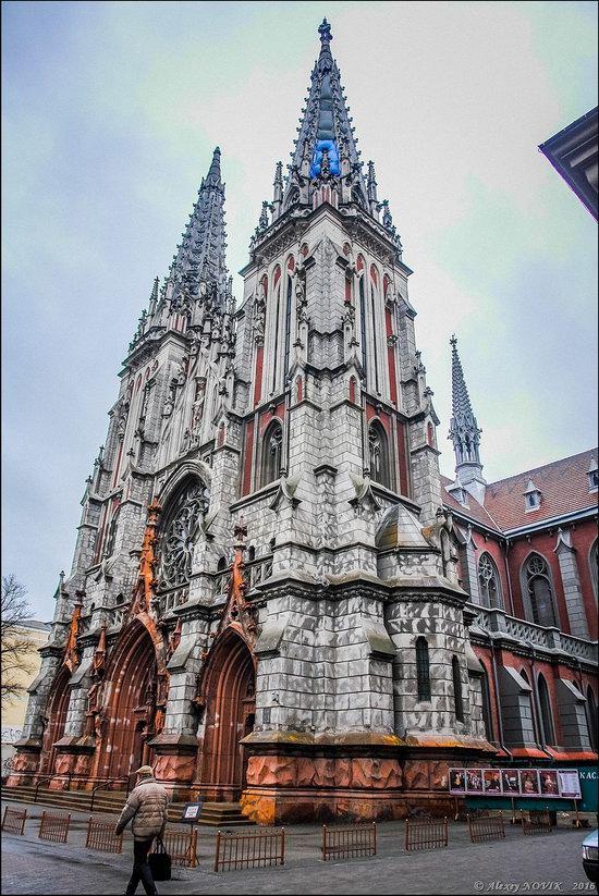 Gothic Cathedral of St. Nicholas, Kyiv, Ukraine, photo 6