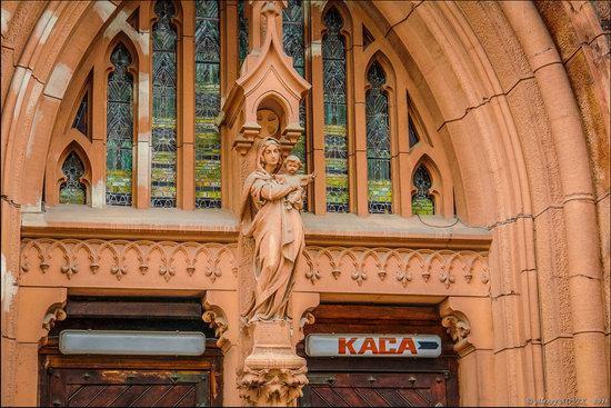 Gothic Cathedral of St. Nicholas, Kyiv, Ukraine, photo 7
