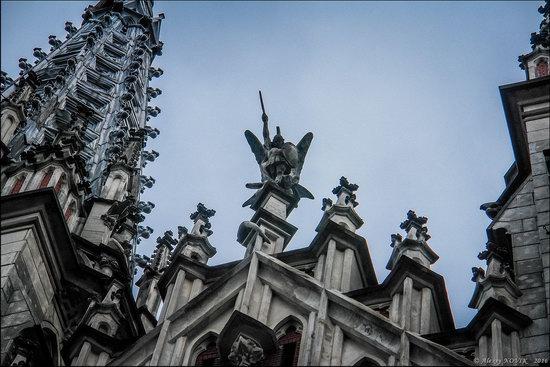 Gothic Cathedral of St. Nicholas, Kyiv, Ukraine, photo 9