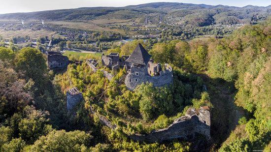 The ruins of Nevytsky Castle, Zakarpattia region, Ukraine, photo 10