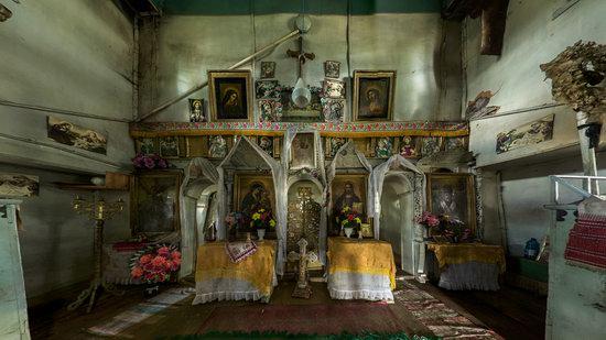 St. Nicholas Church, Sokyrnytsya, Zakarpattia region, Ukraine, photo 15