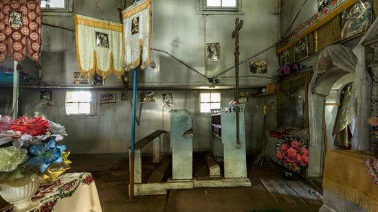 St. Nicholas Church, Sokyrnytsya, Zakarpattia region, Ukraine, photo 17