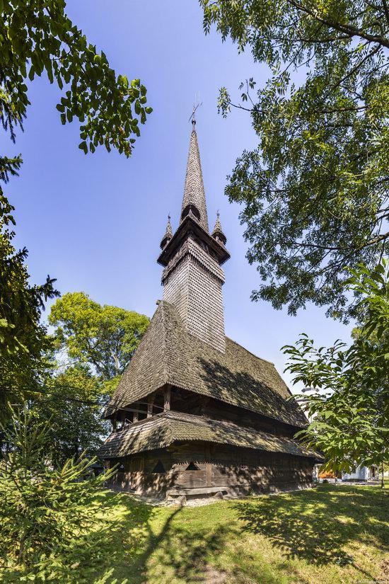St. Nicholas Church, Sokyrnytsya, Zakarpattia region, Ukraine, photo 2