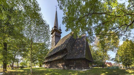 St. Nicholas Church, Sokyrnytsya, Zakarpattia region, Ukraine, photo 4