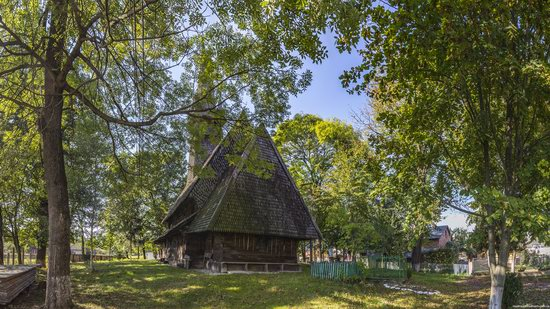 St. Nicholas Church, Sokyrnytsya, Zakarpattia region, Ukraine, photo 5
