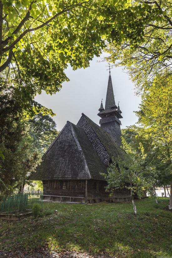 St. Nicholas Church, Sokyrnytsya, Zakarpattia region, Ukraine, photo 6