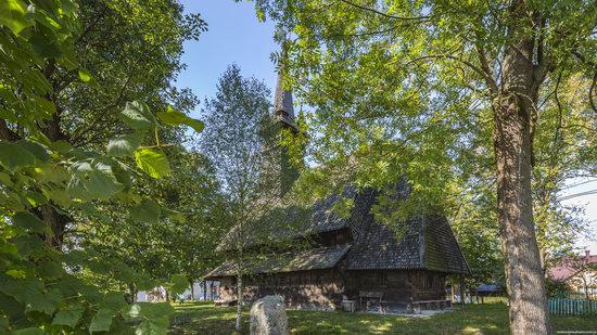 St. Nicholas Church, Sokyrnytsya, Zakarpattia region, Ukraine, photo 8