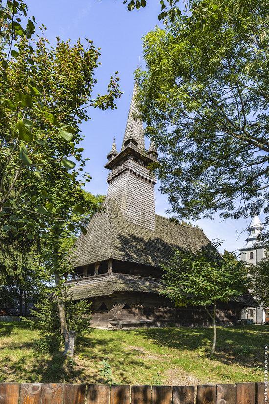 St. Nicholas Church, Sokyrnytsya, Zakarpattia region, Ukraine, photo 9
