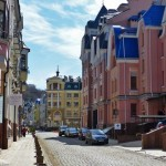 Vozdvizhenka – the heart of historical Kyiv