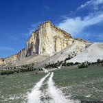 Belaya Skala – a wonderful natural monument in Crimea