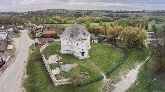 Holy Protection Fortress-Church, Sutkivtsi, Ukraine, photo 14
