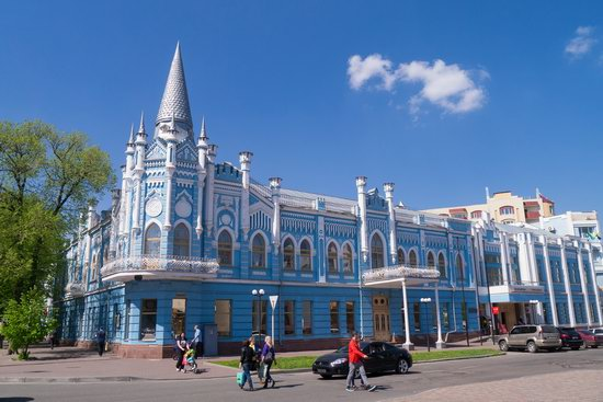 Khreshchatyk Street in Cherkasy, Ukraine, photo 10