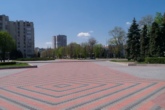 Khreshchatyk Street in Cherkasy, Ukraine, photo 13