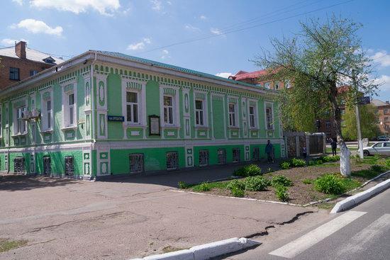 Khreshchatyk Street in Cherkasy, Ukraine, photo 3