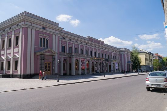 Khreshchatyk Street in Cherkasy, Ukraine, photo 7