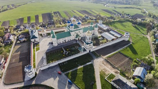 Holy Trinity Monastery, Mezhyrich, Rivne region, Ukraine, photo 1