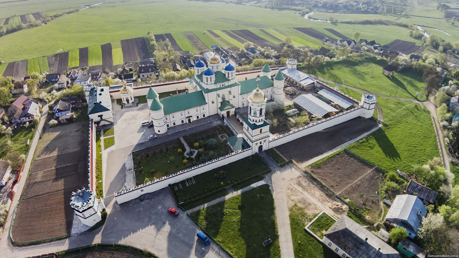 News of Rivne region: a selection of sites