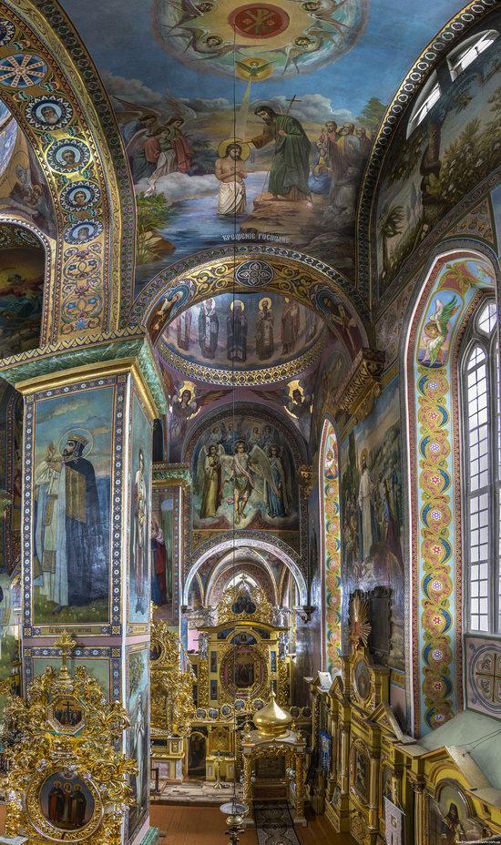 Holy Trinity Monastery, Mezhyrich, Rivne region, Ukraine, photo 11