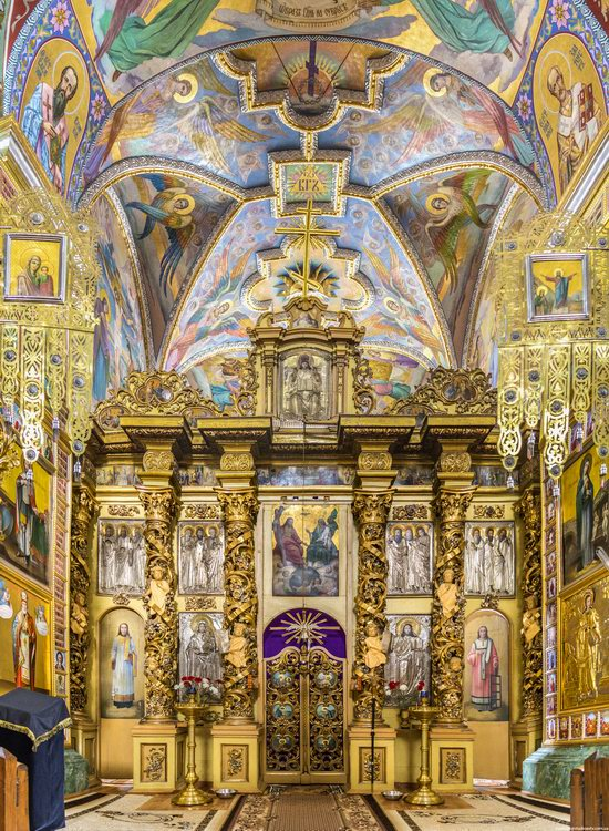 Holy Trinity Monastery, Mezhyrich, Rivne region, Ukraine, photo 12