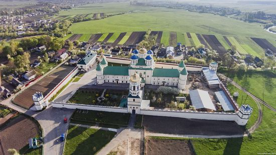 Holy Trinity Monastery, Mezhyrich, Rivne region, Ukraine, photo 2