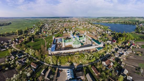 Holy Trinity Monastery, Mezhyrich, Rivne region, Ukraine, photo 4