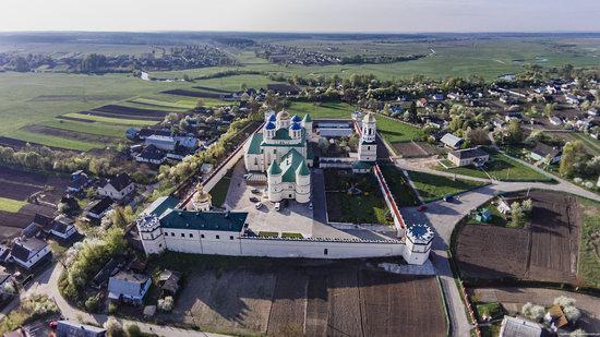 Holy Trinity Monastery, Mezhyrich, Rivne region, Ukraine, photo 5