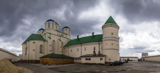 Holy Trinity Monastery, Mezhyrich, Rivne region, Ukraine, photo 8