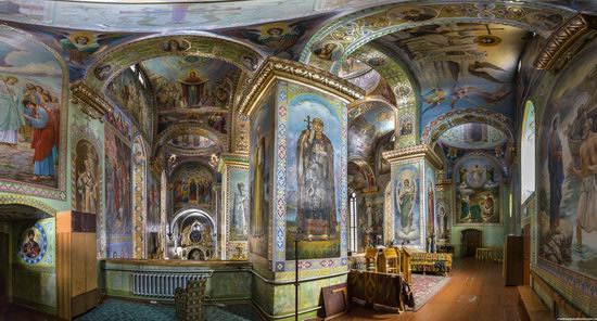 Holy Trinity Monastery, Mezhyrich, Rivne region, Ukraine, photo 9