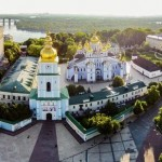 St. Michael's Golden-Domed Monastery in Kyiv