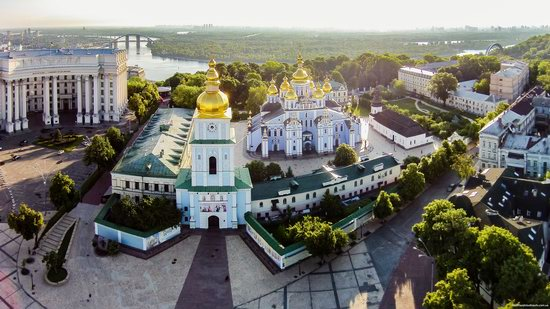 St. Michael Monastery, Kyiv, Ukraine, photo 1
