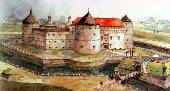Castles of Ukraine, picture 1