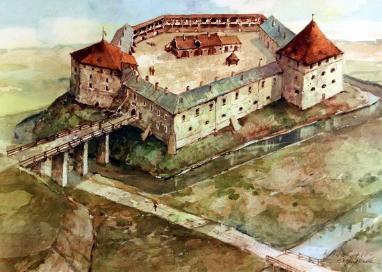 Castles of Ukraine, picture 10