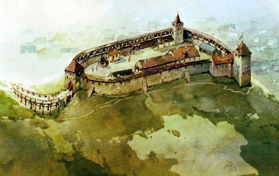 Castles of Ukraine, picture 12